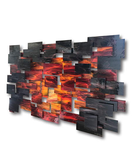 Dusk Medium Wall Sculpture