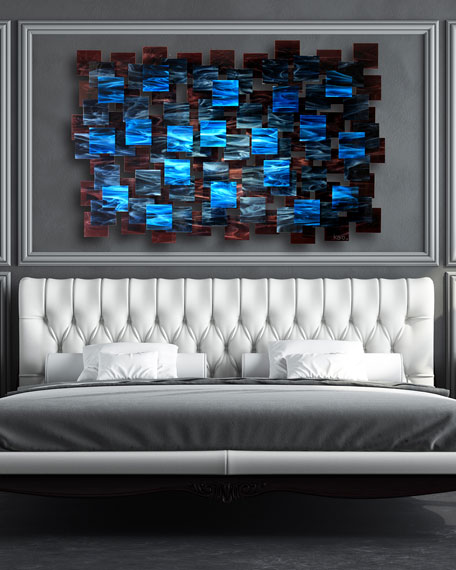 Electric Wall Sculpture