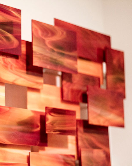 Sunset Large Wall Sculpture