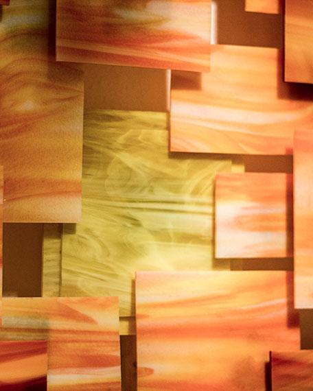 Sunset Wall Sculpture