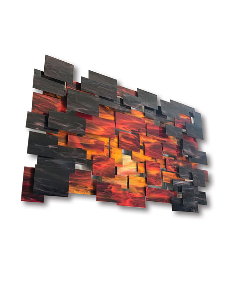 Dusk Wall Sculpture