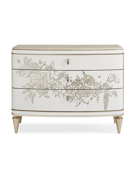 Attention Getter 3-Drawer Chest