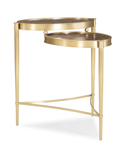 Tiered Up Side Table