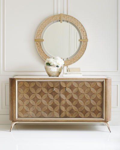 Pattern Play Eucalyptus Console