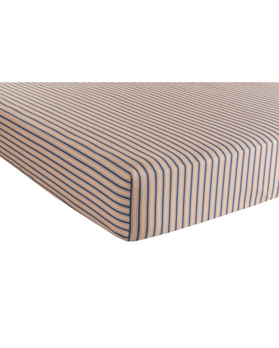 Quatre Continents King Fitted Sheet