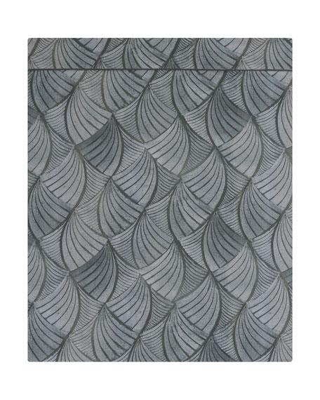 Poseidon King Flat Sheet