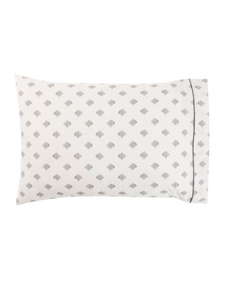 Poseidon Printed King Pillowcases, Set of 2