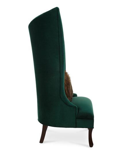 Kendall Left Slant Chair
