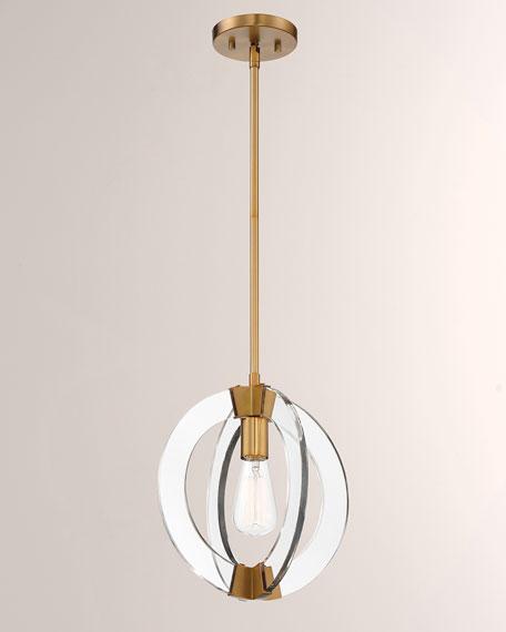 Epsilon 1-Light Pendant