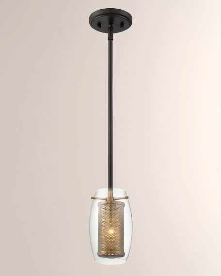 Dunbar 1-Light Mini Pendant