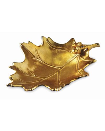Oak Leaf 15 Bowl