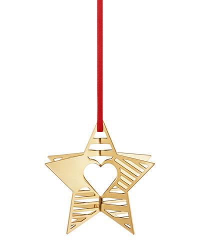 Christmas Mobile Star Ornament