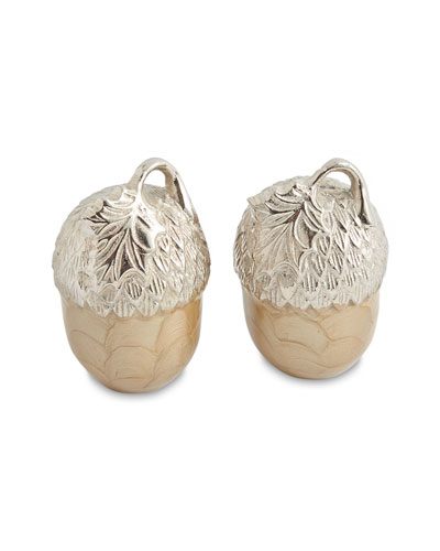 Acorn Salt And Pepper Set
