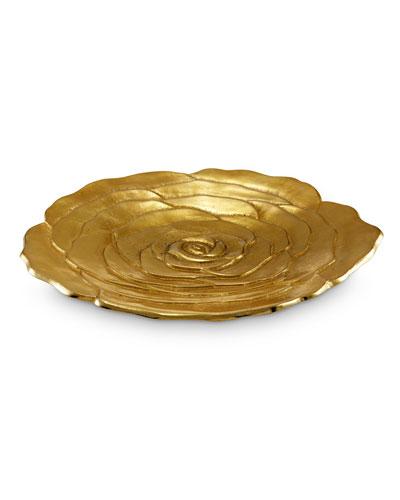 Rose 15 Platter