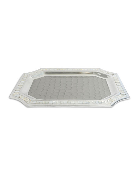 "Classic 20"" Octagonal Tray"
