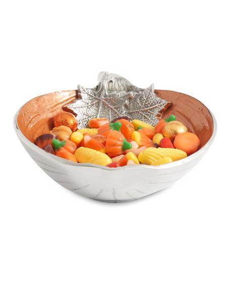 "Pumpkin 7.5"" Bowl"