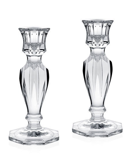 Mimi Candlestick Holders, Set of 2