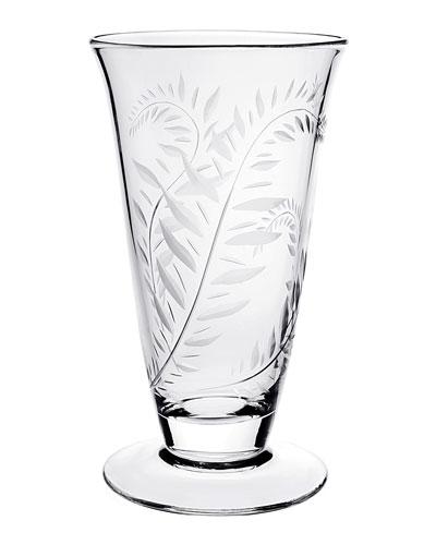 Jasmine Footed Vase  11