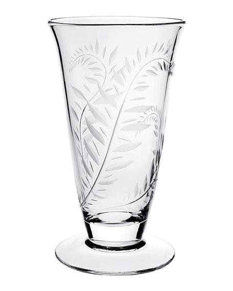 """Jasmine Footed Vase, 11"""""""