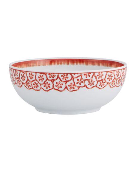 Coralina Cereal Bowl
