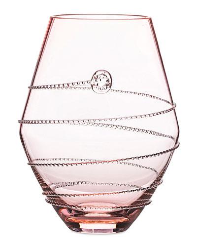 11 Pink Amalia Vase