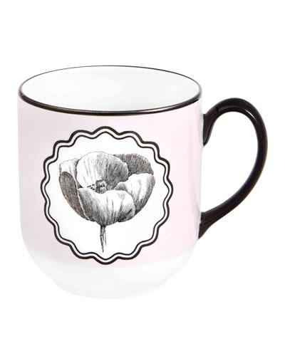 Christian Herbariae Mug  Pink