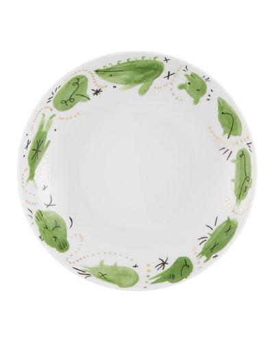 Folkifunki Soup Plate