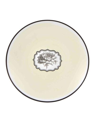 Christian Herbariae Dessert Plates  Set of 4