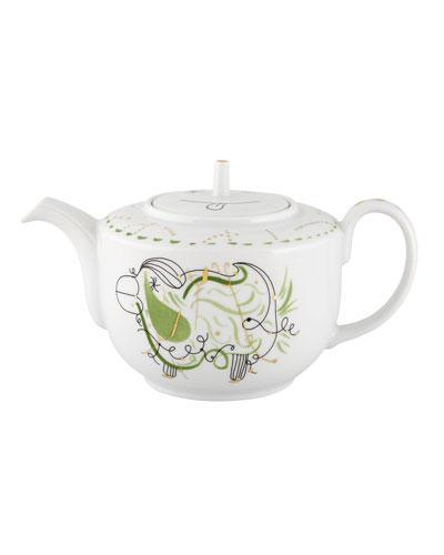 Folkifunki Tea Pot