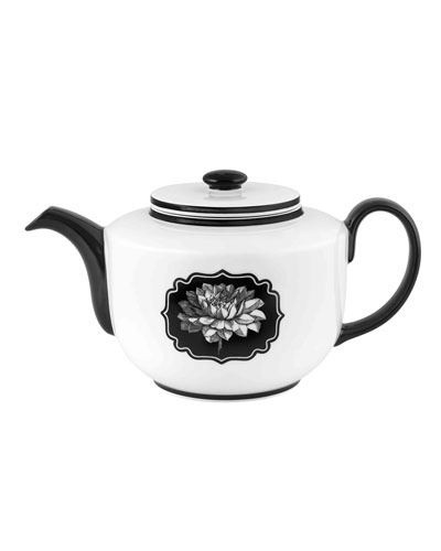 Christian Herbariae Tea Pot