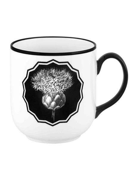 Christian Herbariae Mug, White