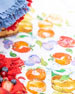 Fresh Fruit Watercolor Dining Tablecloth