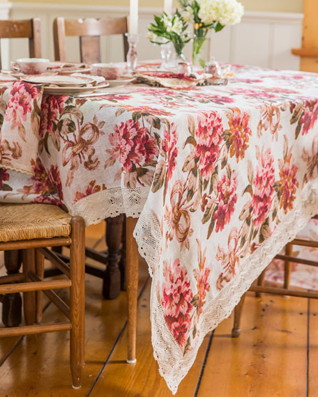 Carolina Linen Dining Tablecloth