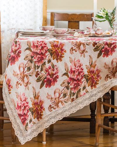 Carolina Linen Dining Tablecloth