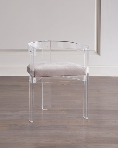 Preston Acrylic Counter Stool