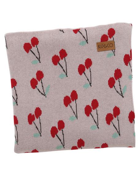 Mon Cherie Cotton Blanket - Large