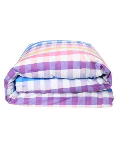 Kids' Across The Border Cotton Duvet  Cover - Twin