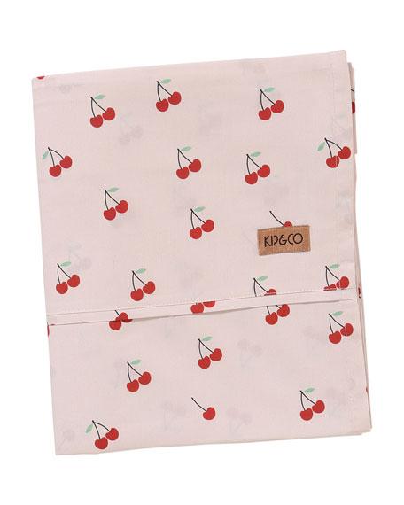 Kids' Mon Cherie Cotton Flat  Sheet -  Twin