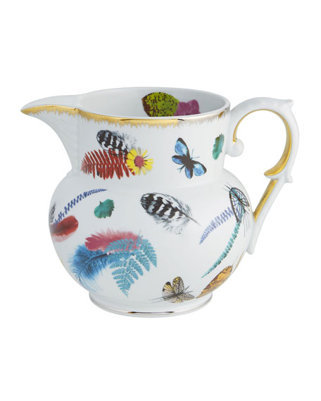 Christian Lacroix Caribe Pitcher