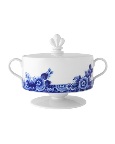 Blue Ming Soup Tureen (Gift Boxed)
