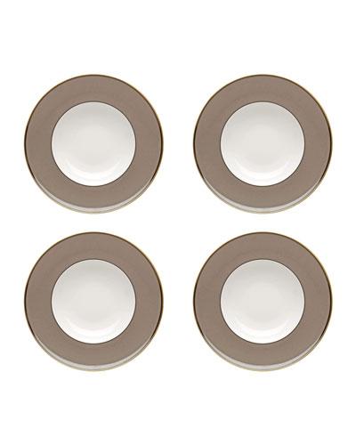 Casablanca Soup Plates  Set Of 4