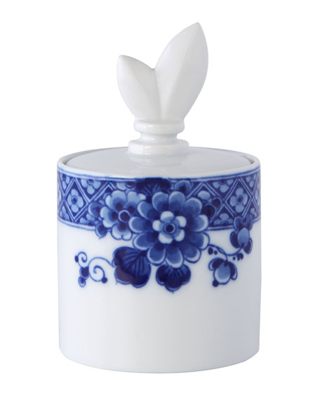 Blue Ming Sugar Pot