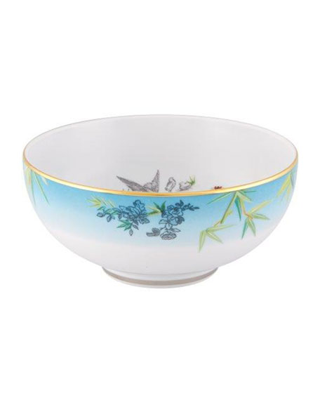 Christian Lacroix Reveries Soup Bowls, Set of 4