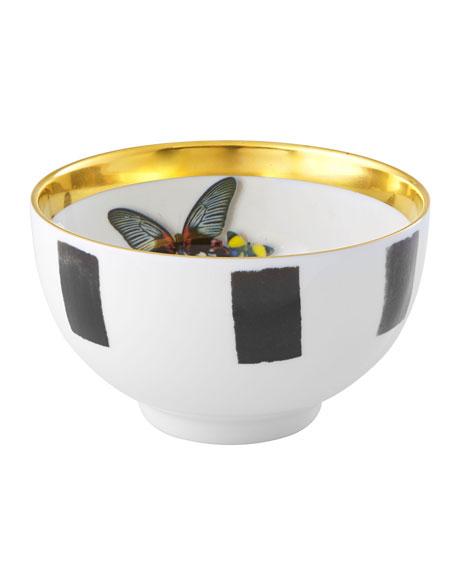 Sol Y Sombra Rice Bowls, Set of 4
