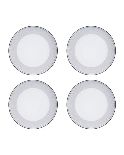 Orquestra Dinner Plates  Set of 4