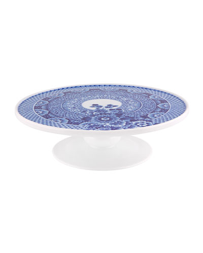 Blue Ming Cake Stand (Gift Boxed)