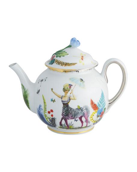 Christian Lacroix Caribe Teapot