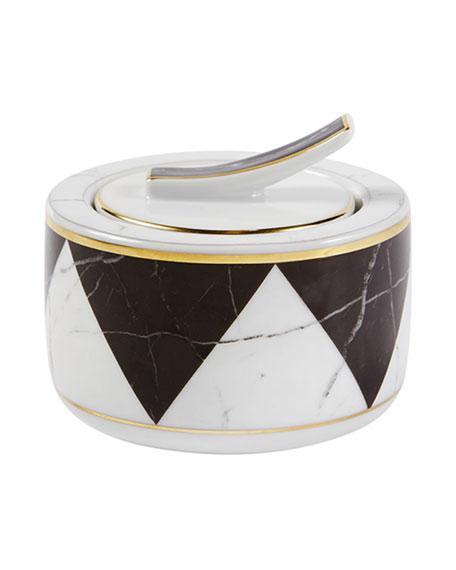 Vista Alegre Carrara Sugar Bowl