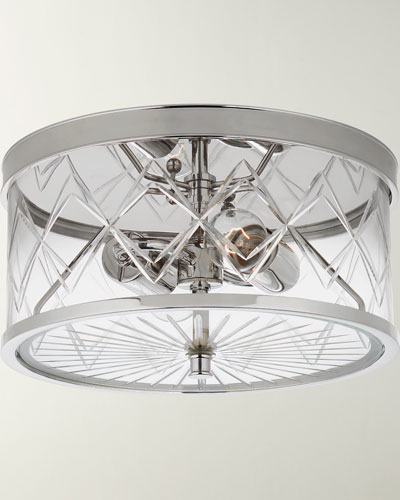 Darcy Small Flush Mount Light