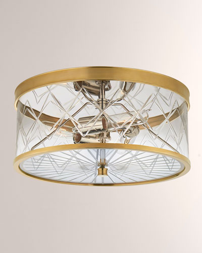 Darcy Medium Flush Mount Light